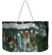 Snow Cones Weekender Tote Bag by Sharon Talson