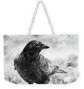 To Know A Crow Weekender Tote Bag