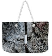 Snow Day In Austin Weekender Tote Bag