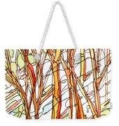 Snow Forest #1 Weekender Tote Bag