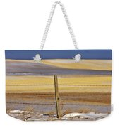 Snow Hills Saskatchewan Weekender Tote Bag
