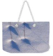 Snow II Weekender Tote Bag