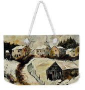 Snow In Sensenruth Weekender Tote Bag