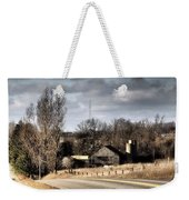 Snow Is In The Air Weekender Tote Bag