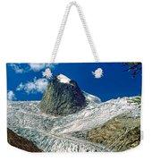 Snow Patch Spire Weekender Tote Bag