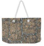 Snow Pellets Weekender Tote Bag