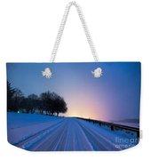 Snow Rizer Weekender Tote Bag