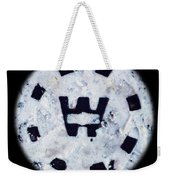 Snow Spirit Weekender Tote Bag