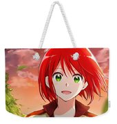 Snow White With The Red Hair Weekender Tote Bag