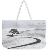 Snow Without You Weekender Tote Bag