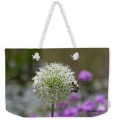 Snowball And The Bumblebee Weekender Tote Bag