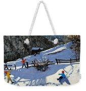 Snowballers Weekender Tote Bag