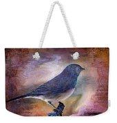 Snowbird Stories... Weekender Tote Bag