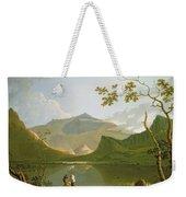 Snowdon Weekender Tote Bag