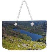 Snowdon View Weekender Tote Bag