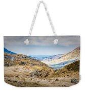 Snowdonia Landscape Weekender Tote Bag
