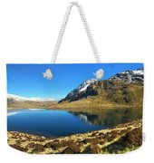 Snowdonia Panorama Weekender Tote Bag