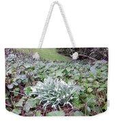 Snowdrop Glade Weekender Tote Bag