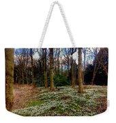 Snowdrop Woods 2 Weekender Tote Bag