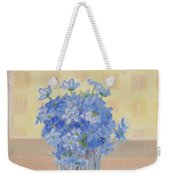 Snowdrops In A Glass Weekender Tote Bag