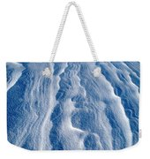 Snowforms 1 Weekender Tote Bag