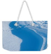 Snowforms 4 Weekender Tote Bag