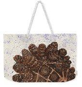 Snowy Bantu Weekender Tote Bag