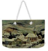 Snowy Landscape 780121 Weekender Tote Bag