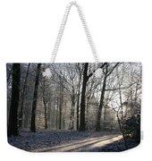 Mystical Winter Landscape Weekender Tote Bag