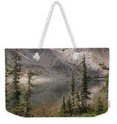 Snowy Mountain Loop 6 Weekender Tote Bag