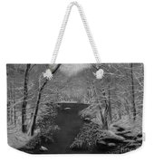 Snowy River Weekender Tote Bag