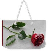Richard's  Rose Weekender Tote Bag