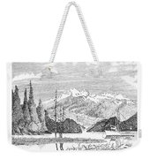 Snug Harbor Alaska Anchorage Weekender Tote Bag