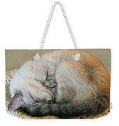 Snugglepuss Weekender Tote Bag