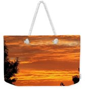 So Cal Sunset Weekender Tote Bag