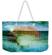 So Far Away Weekender Tote Bag