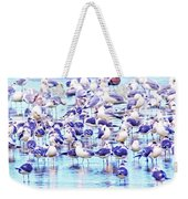So Many Birds Weekender Tote Bag