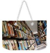 So Many Books Weekender Tote Bag