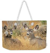 So Much For Your Secret Place... Weekender Tote Bag
