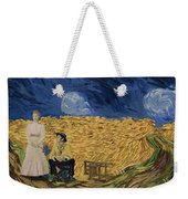 So Now You're Up Here, Contemplating Your Future? Weekender Tote Bag