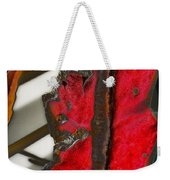 Soaked By Sorrow Weekender Tote Bag