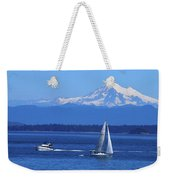 Soaking Up The Beautiful July Weather Weekender Tote Bag