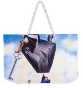 Soap Scene #11 Seek The Love Within Weekender Tote Bag