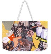 Soap Scene #13 Confused World Weekender Tote Bag