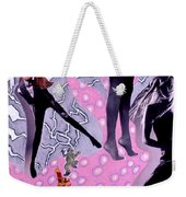 Soap Scene #4 He's Just But A Frog Weekender Tote Bag