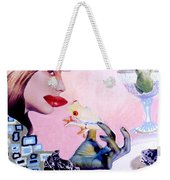 Soap Scene #6 Frogs Legs For Dinner Weekender Tote Bag