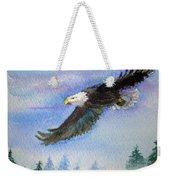 Soaring Eagle Weekender Tote Bag