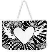 Soaring Heart  Weekender Tote Bag