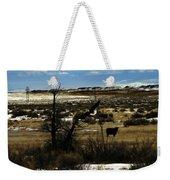 Soaring In Montana Weekender Tote Bag