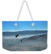 Soaring Ravens Weekender Tote Bag